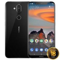 Nokia 8.1 (Nâu) – Hãng phân phối chính thức