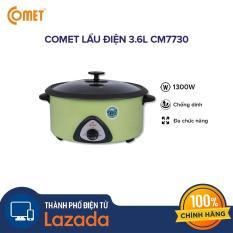 Lẩu điện đa năng Comet 3.6L công suất 1300W – CM7730