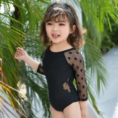 Đồ bơi bé gái tay dài
