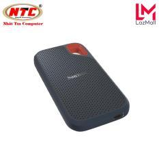Ổ cứng di động SSD Sandisk Extreme Portable E60 USB 3.1 2TB 550MB/s (Đen)