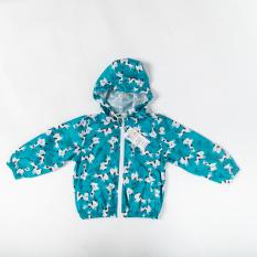 Áo khoác gió Unisex Beddep Kids Clothes cho bé trai và bé gái từ 1 đến 8 tuổi U03