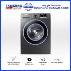 Máy giặt cửa trước Samsung Digital Inverter 8kg – WW80J54E0BX