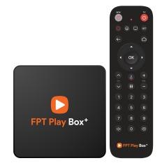 FPT PLAY BOX 2019 – Android TV + 4K Model S400 Có Điều Khiển Tìm Kiếm Giọng Nói