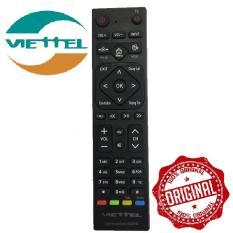 Remote điều khiển đầu thu Viettel internet – Remote Viettel