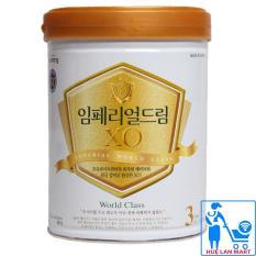 Sữa Bột Namyang XO 3 – Hộp 800g (Cho trẻ 6-12 tháng tuổi)