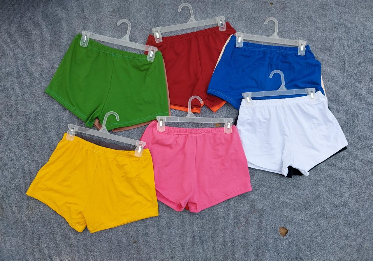 compo 5 quần đùi mặc trong váy 45-80kg(tặng 1 quần)