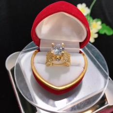 Nhẫn nữ Migashop VN050619107 – đeo đi đám cưới vô cùng quý phái