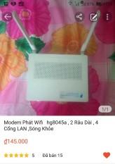 modem wifi Huawei 8045A của VNPT