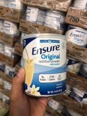 Sữa Ensure Mỹ Original Nutrition Powder Mẫu 397g [Date 2022]
