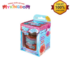 MY KINGDOM – Slime pha lê trong suốt-đỏ hồng ngọc SLIMY 33871/RD