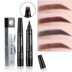 Bút chì kẻ mày phẩy sợi 4D Suake giúp lông mày đậm và đẹp hơn -CKM56-K04T2