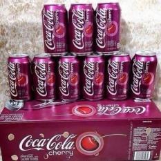 Nước Ngọt Coca Cherry Thùng