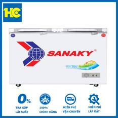 Tủ đông Sanaky 208 lít VH2599A2KD – Miễn phí vận chuyển & lắp đặt – Bảo hành chính hãng