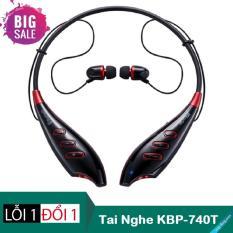 Tai phone may vi tinh, Tai nghe beat, Tai Nghe Bluetooth KBP-740T Kiểu Dáng Đẹp Loại Bỏ Tiếng Ồn Tốt, Công Nghệ Bluetooth V4.0 Hiện Đại, Pin Lớn 200mAh Nghe Liên Tục 3-5 Giờ – Cam Kết Chất Lượng, Giá Cả Hợp Lý, Bảo Hành Uy Tín.