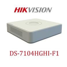 Đầu ghi camera Hikvision 4 kênh 7104HGHI-F1 1080P