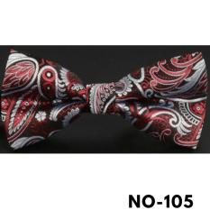 Nơ cài cổ áo Sơ Mi Vest Nam thời trang cao cấp NO-101-105 {Phụ Kiện Áo Vest – AdamZone}