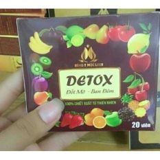 20 Detox ban đêm x3