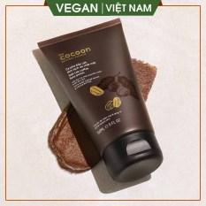 Cà phê Đắk Lắk làm sạch da chết cho mặt, làm sạch da, giúp ngăn ngừa mụn, làm thông thoáng lỗ chân lông 150ml