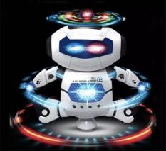 Đồ chơi Robot 08 biết nhay và hát xoay 360 độ theo nhạc ̣̣99444