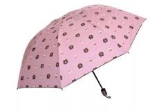 Sỉ dù đi mưa, đi nắng gấu nâu- chọn màu