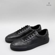 Mark Sneaker | Đen (Đế Đen)