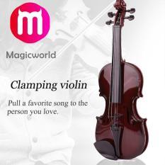 [ Siêu Khuyến Mãi- Mua 1 tặng 3] Combo đàn Violin gỗ TL-100 tặng kèm vỉ kéo , sáp rosin , hộp đựng được phân phối bởi Kênh Bán Đàn