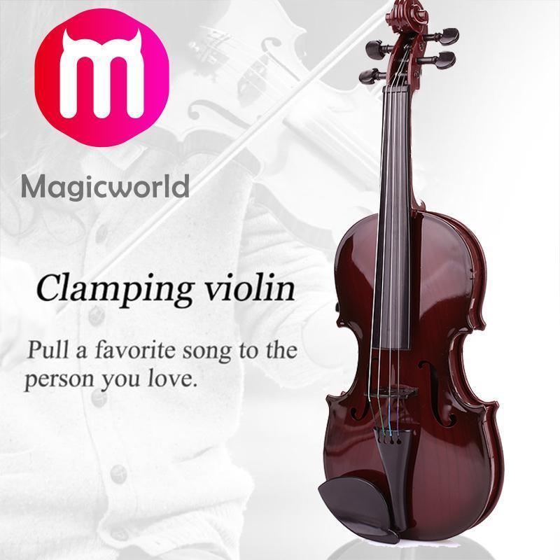 [ Siêu Khuyến Mãi- Mua 1 tặng 3] Combo đàn Violin gỗ TL-100 tặng kèm vỉ kéo , sáp rosin...