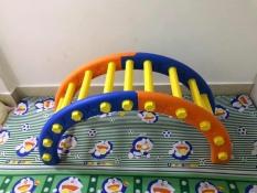 bập bênh – cầu thang vận động cho bé