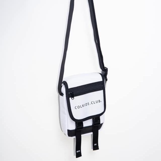 Túi Mini Bag CND Colkids Club [ Trắng ] Unisex BL012 [ FULL TAG ]