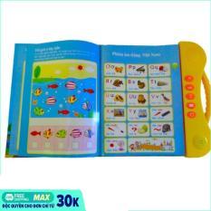 [GIÁ TỐT] Sách song ngữ thông minh cho bé học tiếng anh- tiếng việt – toán – Sách thông minh Song ngữ điện tử cho bé – SÁCH ĐIỆN TỬ SONG NGỮ ANH – VIỆT CHO TRẺ 2-7 TUỔI (GGL)