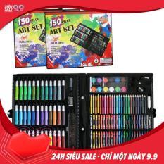 Hộp bút màu 151 chi tiết giá rẻ thỏa sức sáng tạo bé – Bộ Bút màu học sinh – Bút Màu Chuyên Nghiệp Vẽ Tranh- Bút Chì Vẽ Tranh Nghệ Thuật -Dụng Cụ Học Sinh Tmark