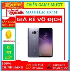 điện thoại SAMSUNG S8 – SAMSUNG GALAXY S8 2sim ram 4G rom 64G Chính hãng