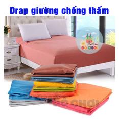 Drap giường chống thấm dành cho bé 1m6/1m8 – Thị trấn đồ chơi