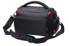 Túi đựng máy ảnh, chất liệu vải Oxford chống thấm, siêu bền, có dây đeo vai, đeo thắt lưng