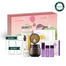 [Phiên bản đặc biệt BEAUTY INSIDE Box 2019 ] Bộ sản phẩm kiềm dầu và chăm sóc lỗ chân lông Innisfree Beauty Inside Box 3 – Jeju Volcanic Set – Khám phá quà tặng may mắn khi mở hộp
