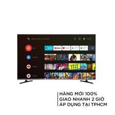 Android Tivi Panasonic 4K 55 inch 55FX650V