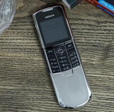 Điện thoại Nokia 8800 Anakin Bạc Nguyên Zin