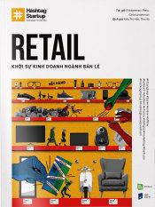 Sách Hashtag 03: Retail – Khởi Sự Kinh Doanh Ngành Bán Lẻ – Newshop