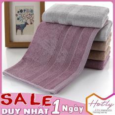 SIÊU GIẢM GIÁ Khăn tắm dày 35×75,siêu thấm chất liệu 100 cotton 120g 118