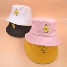 Nón bucket tai bèo- hình con vịt Cute chất liệu cao cấp hút mồ hôi thoáng khí thiết kế đáng yêu