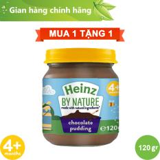 Lọ Pudding Socola Heinz 120g [Date: 30.11.21]