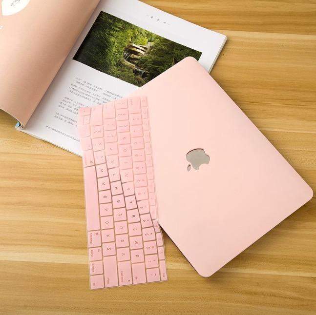 Bộ ốp Macbook pro retina 15 inch 2013/15 + Tặng lót phím