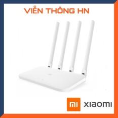 Bộ phát wifi xiaomi 4c 4 râu – modem wifi xuyên tường kích sóng siêu mạnh -vienthonghn
