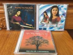 Bộ 3 Đĩa CD Nhạc Hòa Tấu chọn lọc