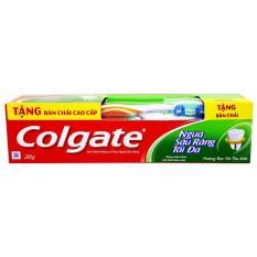 Kem đánh răng Colgate ngừa sâu răng hương bạc hà hộp 250g