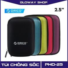 TÚI CHỐNG SỐC Ổ CỨNG ( HDD – SSD ) 2.5 INCH ORICO PHD25!