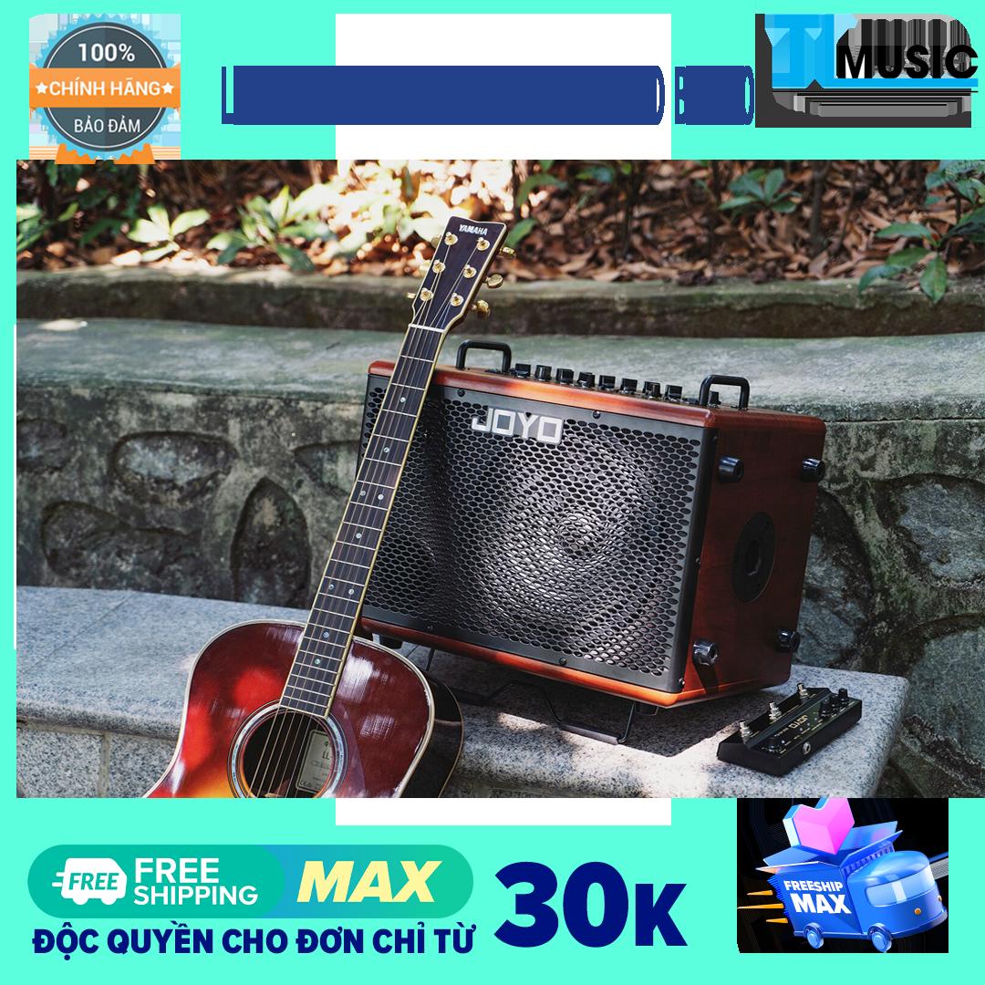 [Hàng chính hãng] Joyo Acoustic Guitar Amplifier BSK 60 W (BSK60) – Amplifier dùng cho đàn guitar acoustic
