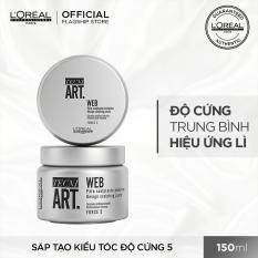 [Tặng Voucher 30K] Sáp tạo kiểu tóc độ cứng 5 L'Oréal Professionnel Techni Art. Web 150ml