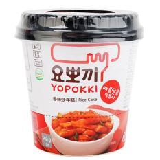 Bánh gạo Hàn quốc Topokki Yopokki cay ngọt 140gr