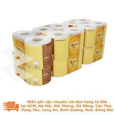 Bộ 2 lốc giấy vệ sinh Bless You Lamour 2 (10 cuộn)